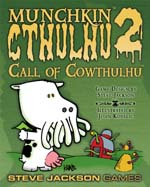 Munchkin Cthulhu 2: Call Of Cowthulhu by Steve Jackson Games