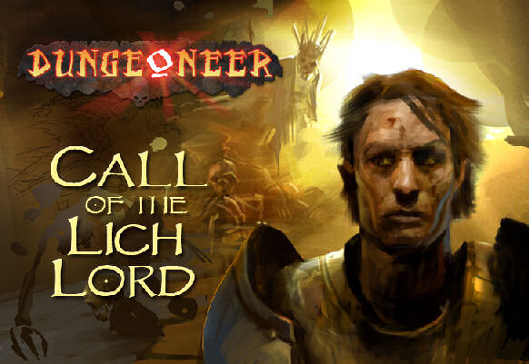 Epic Dungeoneer: Call Of The Lich Lord by Atlas Games