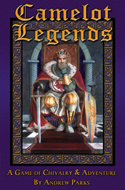Camelot Legends by Z-Man Games, Inc.