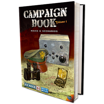 Memoir '44 Campaign Book Expansion by Days of Wonder, Inc.