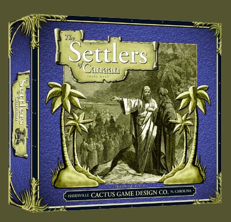 Settlers of Canaan by Mayfair Games