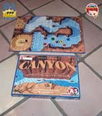 Canyon by Rio Grande Games