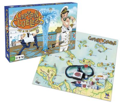 Captain Clueless by GameWright