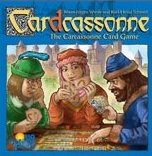 Cardcassonne: The Carcassonne Card Game by Rio Grande Games