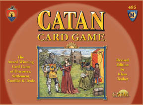 Settlers of Catan Card Game by Mayfair Games