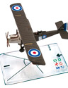 Wings Of War: Raf R.E.8 (Longton & Carson) by Fantasy Flight Games