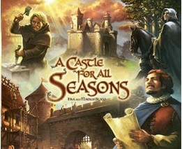 A Castle for All Seasons by Rio Grande Games
