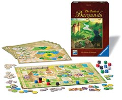 The Castles of Burgundy by Ravensburger