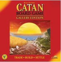 Catan Board Game Gallery Edition by Mayfair games