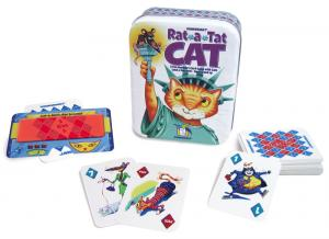 Rat-a-tat Cat Deluxe 10th Anniversary Edition by Gamewright