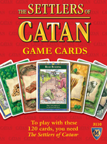 Settlers of Catan Replacement Card Set by Mayfair Games