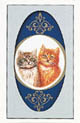 Cat Lovers Playing Card Deck by US Games Systems, Inc