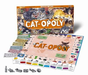 Cat-Opoly by Late For the Sky Production Co., Inc.