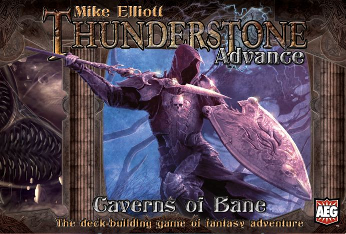 Thunderstone Advance: Caverns Of Bane by Alderac Entertainment Group