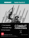 Combat Commander Battle Pack #3: Normandy by GMT Games