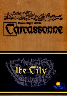 Carcassonne: the City by Rio Grande Games