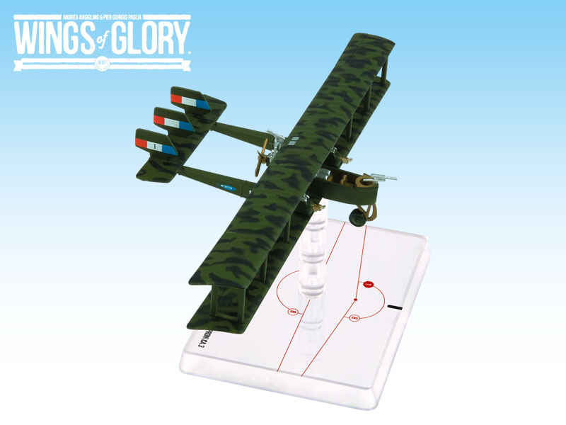 Wings Of Glory: Caproni Ca.3 (cep 115) by Ares Games Srl