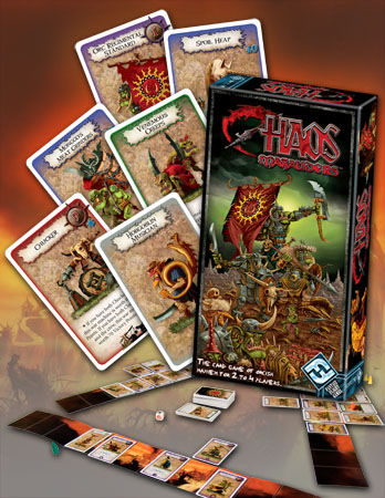 Chaos Marauders by Fantasy Flight Games