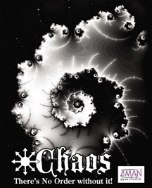 Chaos Card Game by Z-Man Games, Inc.