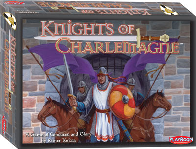 Knights Of Charlemagne by Playroom Entertainment