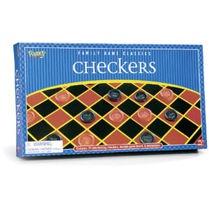 Checkers by Fundex Games, LTD