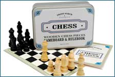 Chess - Classic Series Tin by Front Porch Classics