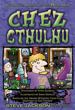 Chez Cthulhu by Steve Jackson Games