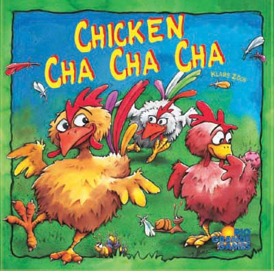 Chicken Cha Cha Cha by Rio Grande Games