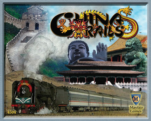 China Rails by Mayfair Games