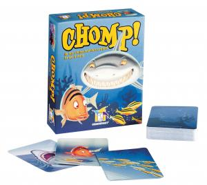 Chomp by Gamewright