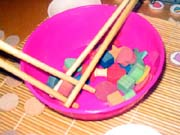 Chopstick Dexterity Megachallenge 3000 by Pair-of-Dice Games