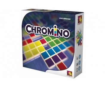 Chromino by Asmodee Editions