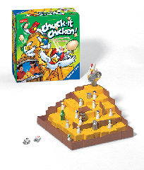 Chuck-it Chicken by Ravensburger