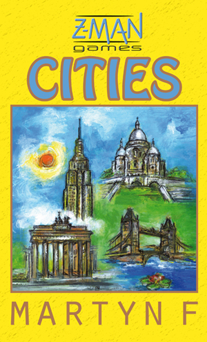 Cities by Z-Man Games, Inc.