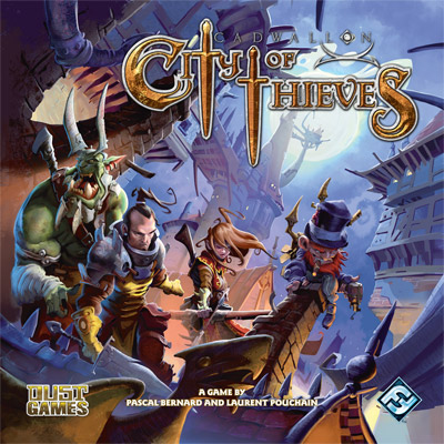Cadwallon: City Of Thieves (revised edition) by Fantasy Flight Games