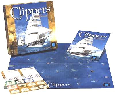 Clippers by Eurogames