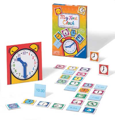 My First Clock by Ravensburger