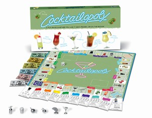 Cocktail-Opoly by Late for the Sky