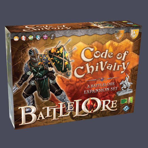 Battlelore: Code Of Chivalry Expansion by Fantasy Flight Games
