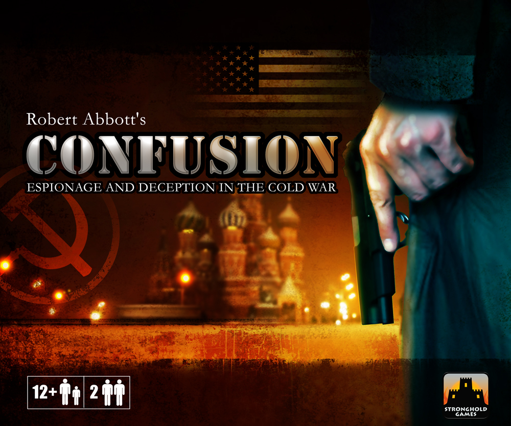 Confusion: Espionage and Deception in the Cold War by Stronghold Games