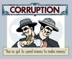 Corruption by Atlas Games