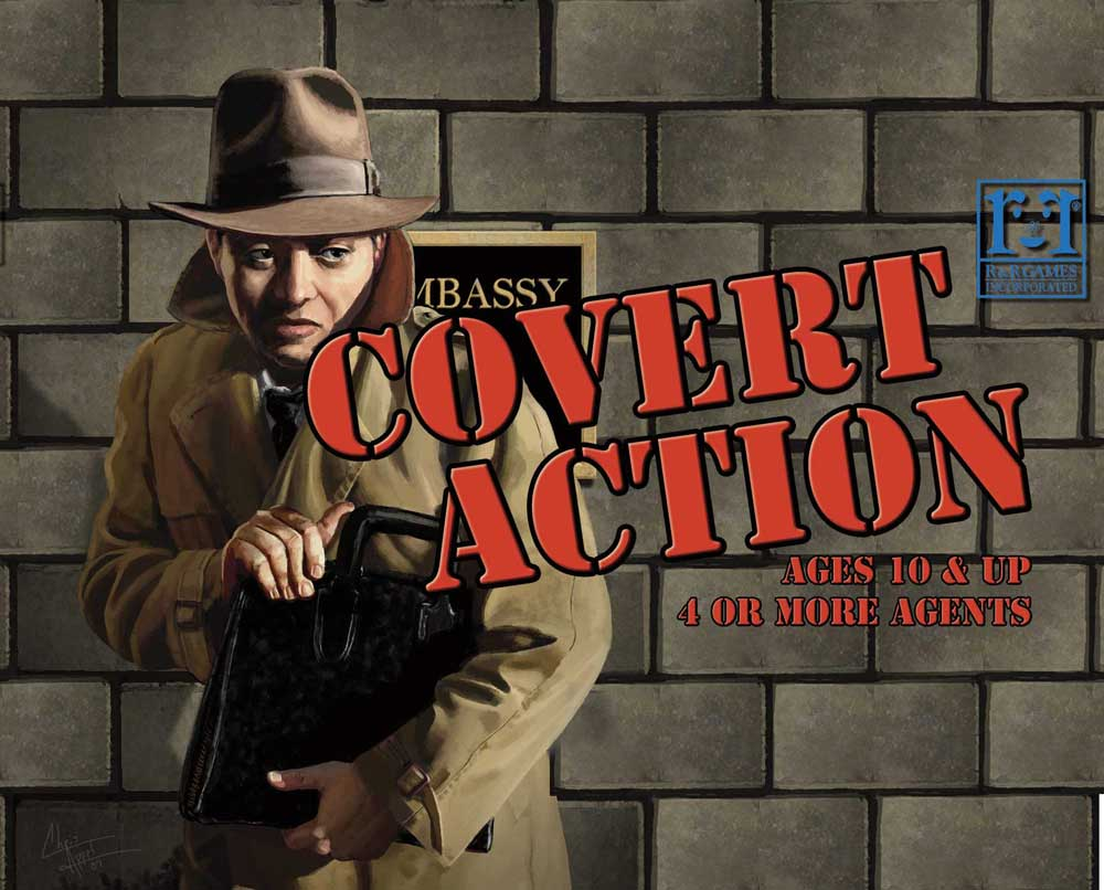 Covert Action by R & R Games, Inc.