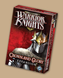 Warrior Knights: Crown and Glory Expansion by Fantasy Flight Games