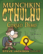 Munchkin Cthulhu: Cursed Demo Deck by Steve Jackson Games