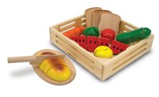 Cutting Food Box by Melissa and Doug
