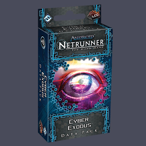 Android: Netrunner: Cyber Exodus by Fantasy Flight Games