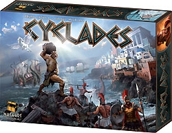 Cyclades by Asmodee Editions