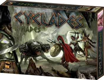 Cyclades: Hades Expansion by Asmodee