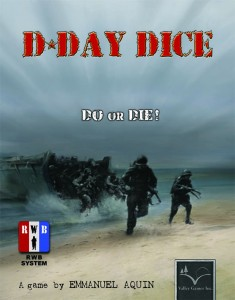 D-Day Dice Game by Valley Games