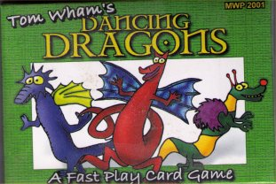 Dancing Dragons Card Game by Margaret Weis Productions, Ltd.